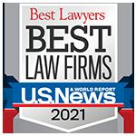 Shawde & Eaton, P.A. - Best Lawyers 2021 Award
